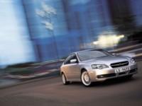 Subaru Legacy Sedan 2004 poster