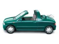 Subaru VIVIO 1992 poster