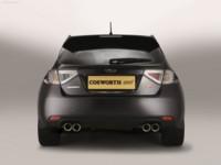 Subaru Impreza STI Cosworth CS400 2011 poster