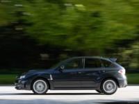 Subaru Impreza WRX STi 2008 poster
