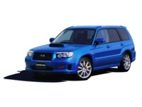 Subaru Forester STI 2005 poster