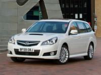 Subaru Legacy Tourer 2010 poster