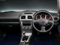 Subaru Impreza WRX STI 2006 poster