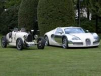 Bugatti Veyron Centenaire 2009 poster