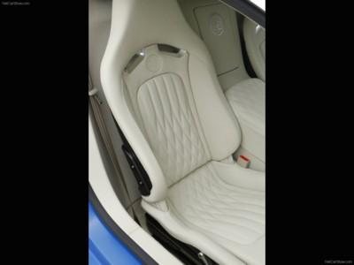 Bugatti Veyron Bleu Centenaire 2009 poster #575946