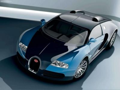 Bugatti EB 164 Veyron 2004 poster #575958