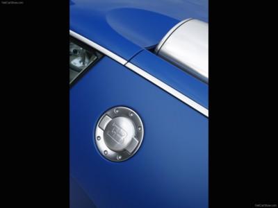 Bugatti Veyron Bleu Centenaire 2009 poster #575995