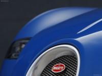Bugatti Veyron Bleu Centenaire 2009 #576028 poster