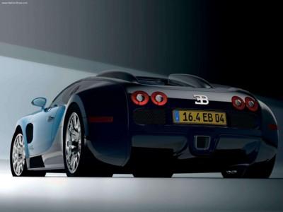 Bugatti EB 164 Veyron 2004 poster #576088