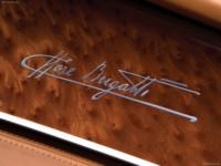 Bugatti Galibier Concept 2009 poster