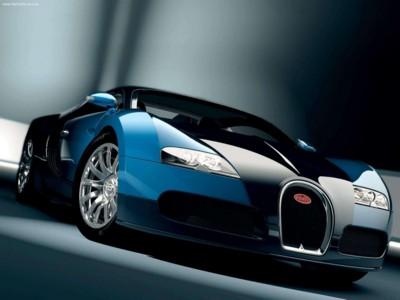 Bugatti EB 164 Veyron 2004 poster #576207