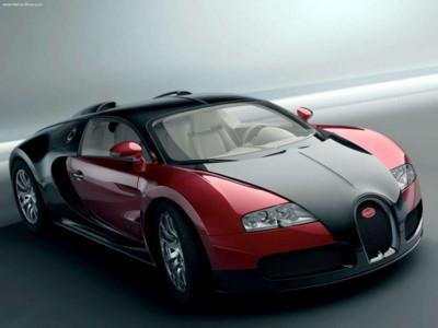 Bugatti EB 164 Veyron 2004 poster #576215