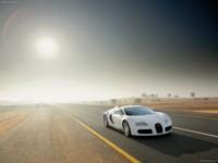 Bugatti Veyron 2009 poster