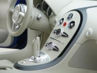 Bugatti Veyron Bleu Centenaire 2009 #576239 poster