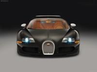 Bugatti Veyron Sang Noir 2008 poster