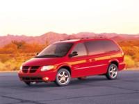Dodge Grand Caravan ES 2001 poster