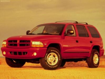 Dodge Durango 1998 poster #576995