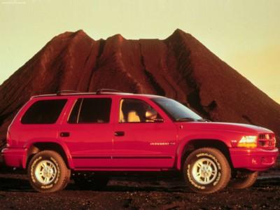 Dodge Durango 1998 poster #577183