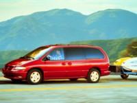 Dodge Grand Caravan 1996 poster