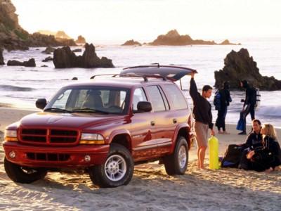 Dodge Durango 1998 poster #577471