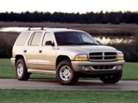 Dodge Durango 2001 poster