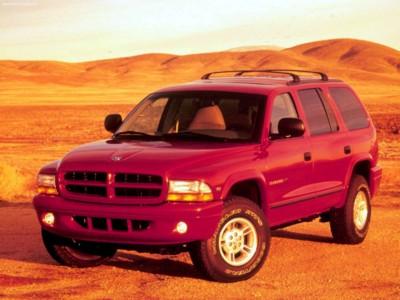 Dodge Durango 1998 poster #577541