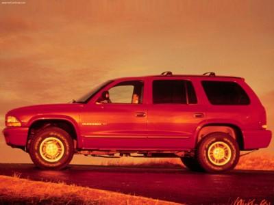 Dodge Durango 1998 poster #577850