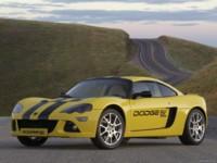 Dodge EV Concept 2008 poster