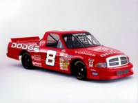 Dodge Ram NASCAR Craftsman Truck Series 2002 poster