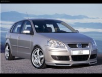 ABT VW Polo 2005 poster