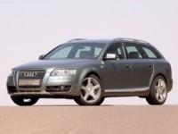 ABT Audi Allroad Quattro 2006 poster