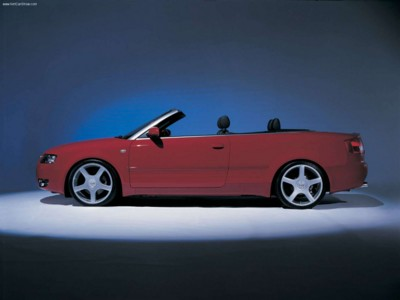 ABT Audi AS4 Cabriolet 2003 poster #578533