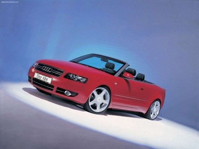 ABT Audi AS4 Cabriolet 2003 poster #578542