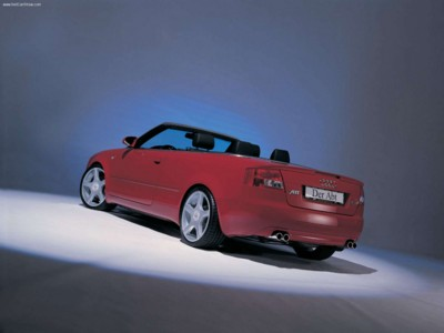 ABT Audi AS4 Cabriolet 2003 poster #578559