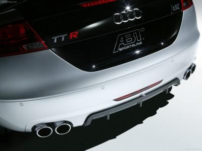 ABT Audi TT-R 2007 poster #578563