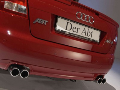 ABT Audi AS4 Cabriolet 2003 poster #578591