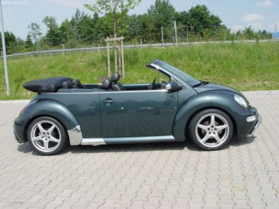 ABT VW New Beetle Cabriolet 2003 poster #578612