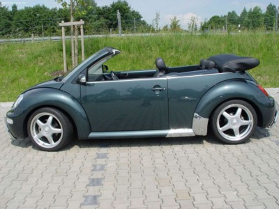 ABT VW New Beetle Cabriolet 2003 poster #578626
