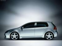 ABT VW Golf 2005 poster
