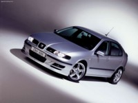 ABT Seat Leon 2002 poster