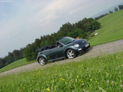 ABT VW New Beetle Cabriolet 2003 poster #578664