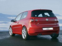 ABT VW Golf GTI 2005 poster