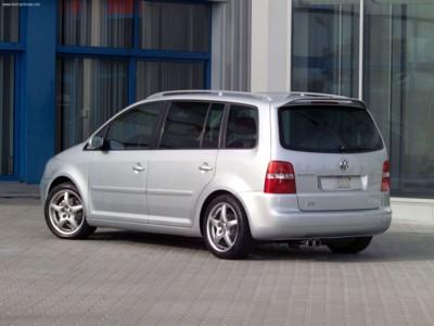 ABT VW Touran 2003 poster #578671