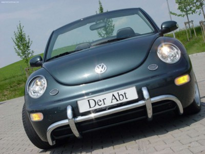 ABT VW New Beetle Cabriolet 2003 poster #578693