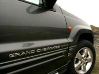 Jeep Grand Cherokee UK Version 2003 poster