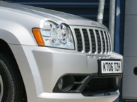 Jeep Grand Cherokee SRT-8 UK Version 2007 poster