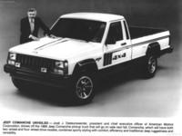 Jeep Comanche 1986 poster