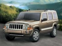 Jeep Commander 4x4 Limited 5.7 HEMI 2006 poster