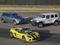 Jeep EV Concept 2008 poster
