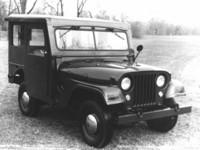 Jeep Dispatcher 1955 poster
